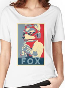 Fox Gives Us Hope Women's Relaxed Fit T-Shirt