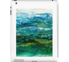Grace (Card) iPad Case/Skin