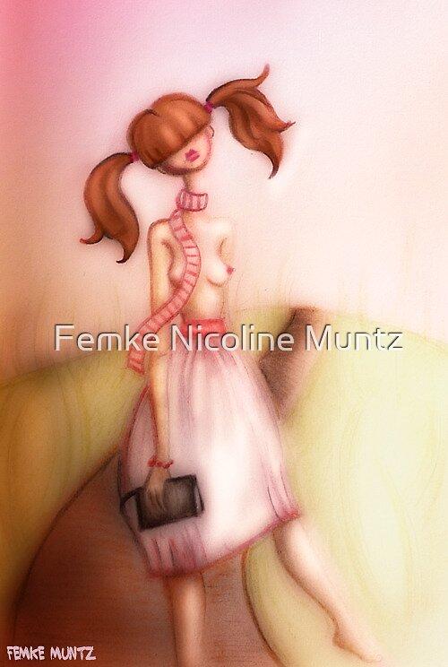 Hannah by Femke Nicoline Muntz
