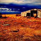 Have a seat by Antony Cole
