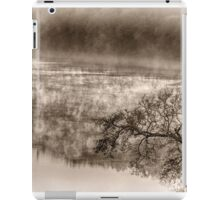Misty River Morning 3 iPad Case/Skin
