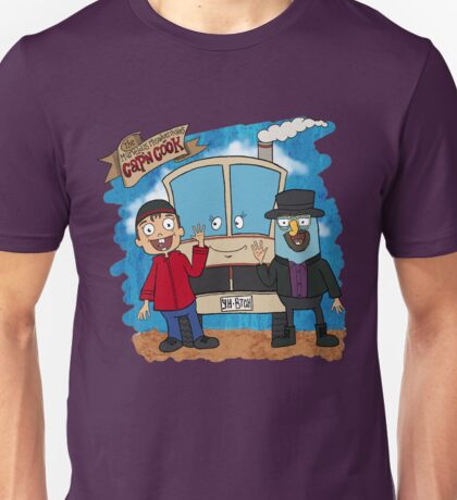 The Marvelous Misadventures of Capn' Cook Unisex T-Shirt