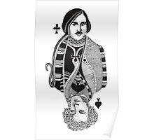 Gogol vs Pushkin Poster