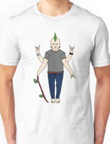Vishnu Punx. Unisex T-Shirt