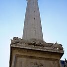 The Monument, London, reaching for the stars by BronReid