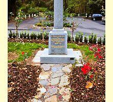 Walhalla War Memorial by mspfoto