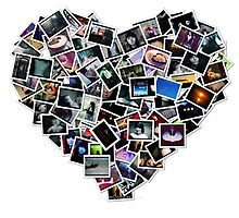 heart collage by Jay-cee