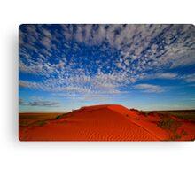 Dunes - Simpson Desert, NT Canvas Print