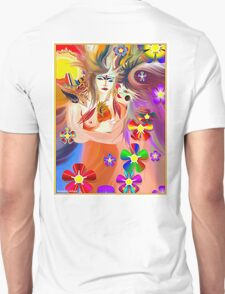 Spiritual Freedom and The Dance of Life T-Shirt