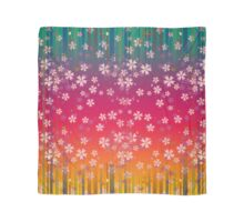 Floating Flowers Scarf