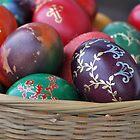 Easter Eggs 2 by Denitsa Dabizheva