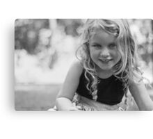 Ruby Sue 2 Canvas Print