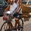 Doing the Errands by Werner Padarin