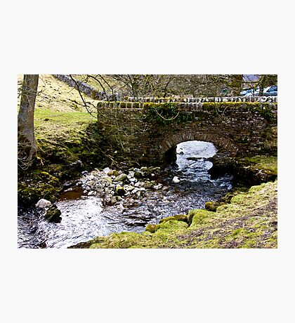 Cray Gill Beck Bridge Photographic Print
