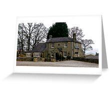 The Bridge Inn - Wath Greeting Card
