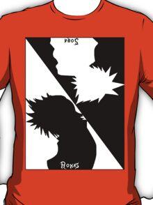 Kingdom Hearts Sora Vs Roxas T-Shirt
