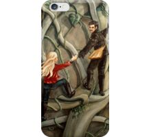 First Beanstalk? iPhone Case/Skin