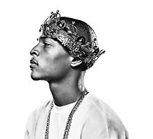 T.I. King of the South Photographic Print