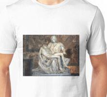 Michelangelo's Pieta Unisex T-Shirt