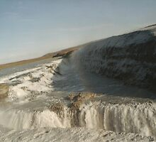 Gullfoss Tilted by Malky-C