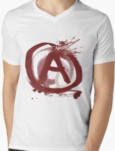 Counter Strike A Site Mens V-Neck T-Shirt