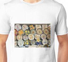 Perugian Ceramic Dishes Unisex T-Shirt