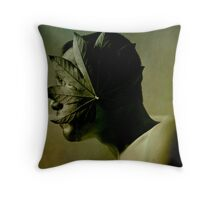 Natural Therapy III Throw Pillow