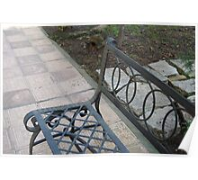 architecture,wrought iron 2 Poster
