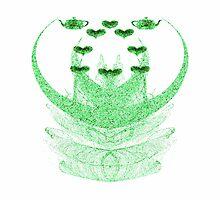 Green Tea by Beatriz  Cruz