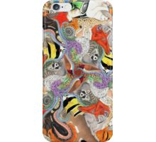 Complementary Tessellation iPhone Case/Skin