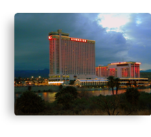 Riverside Resort & Casino, Laughlin, Nevada Canvas Print