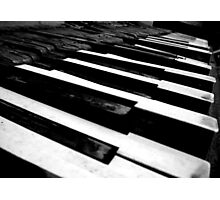 Piano II Photographic Print