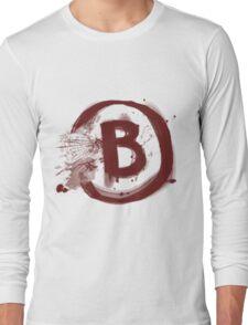 Counter Strike B Site Long Sleeve T-Shirt
