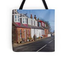 More Corrie Cottages Tote Bag