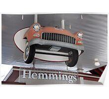 Hemmings Poster