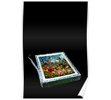 Flowers in the Window - Pixie Puzzle II Poster