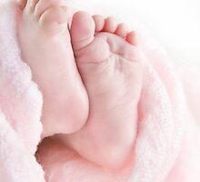 Tiny Feet by Darren Fisher