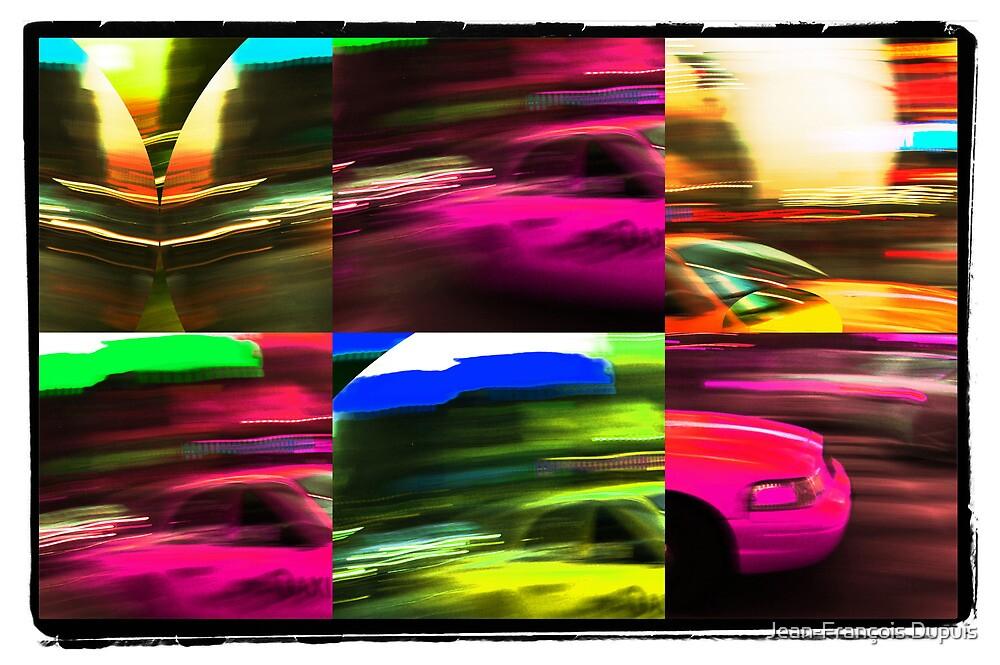 Taxi driver by Jean-François Dupuis