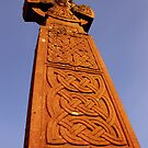 Celtic Stone - St Brides, Wales by Daisy-May