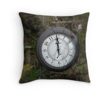 His Perfect Timing Throw Pillow