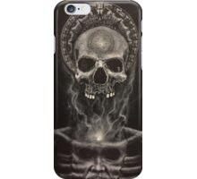 Aztec warrior  iPhone Case/Skin