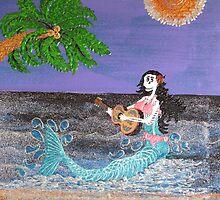 Mermaid serenade by bubblepacific