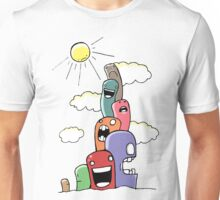 Tower of Babel  Unisex T-Shirt