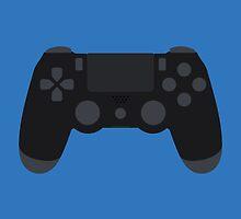 DualShock 4 Controller Black by Fardan Munshi