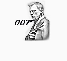 James Bond Daniel Craig 007 Unisex T-Shirt