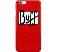 Buff iPhone Case/Skin