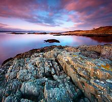 Arisaig Eve by Chris Miles