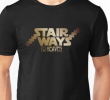 Stairways to Heaven Unisex T-Shirt