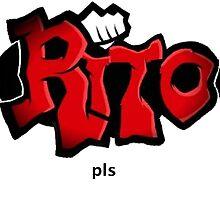 """RITO pls"" by limitedskins.com by limitedskins"