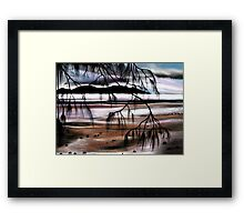 Colours of Dusk Framed Print
